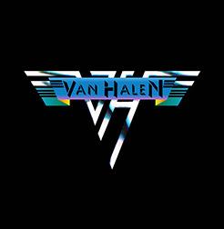 Van Halen - Magazine cover